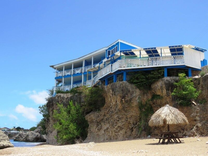 abc travel aruba bonaire curacao blue view apartments. Black Bedroom Furniture Sets. Home Design Ideas