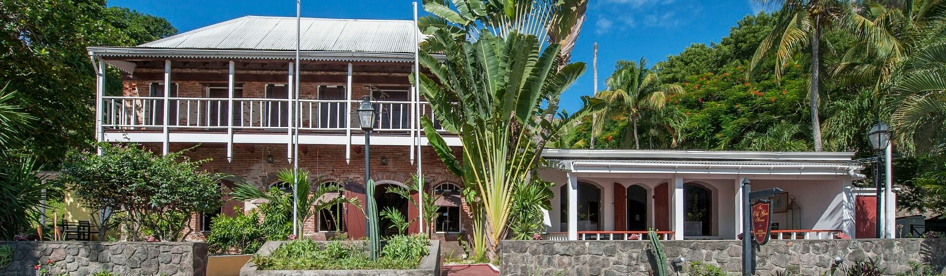 Urlaub auf St. Eustatius